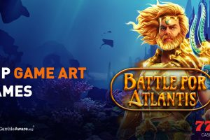 Check out the best online slots from GameArt at Casino777