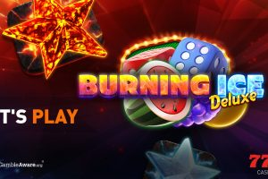 Gioca a Burning Ice Deluxe