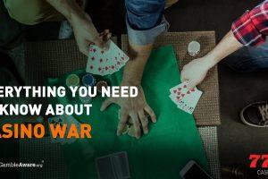 Tutto quello che c'è da sapere su Casino War