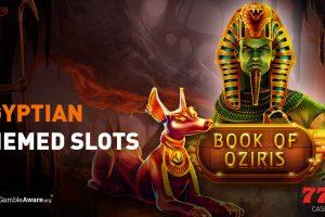 Le Migliori Slot a tema Egizio su Casino777.ch