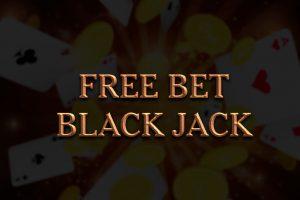 Wie spielt man Free Bet Black Jack?