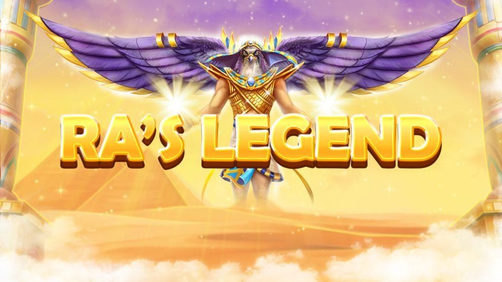 Das ist Ra's Legend!