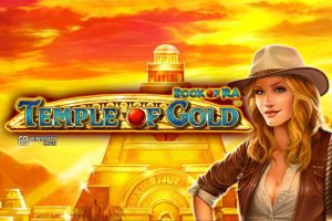 Das ist Book of Ra: Temple of Gold!