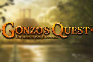Das ist Gonzo's Quest!