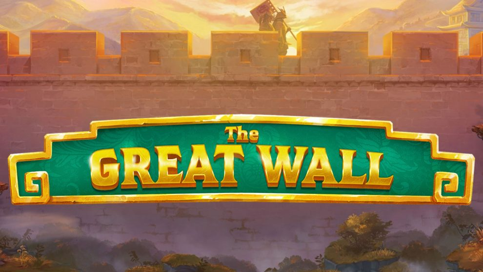 Das ist The Great Wall!