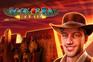 Das ist Book of Ra Magic!