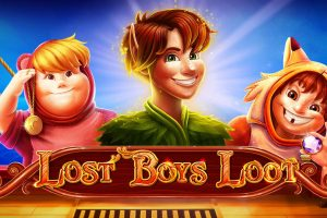 Das ist Lost Boys Loot!