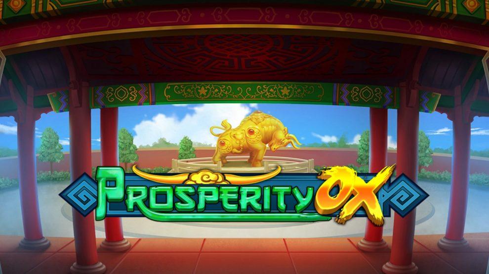 Das ist Prosperity Ox!