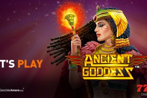 Ancient Goddess, Slots
