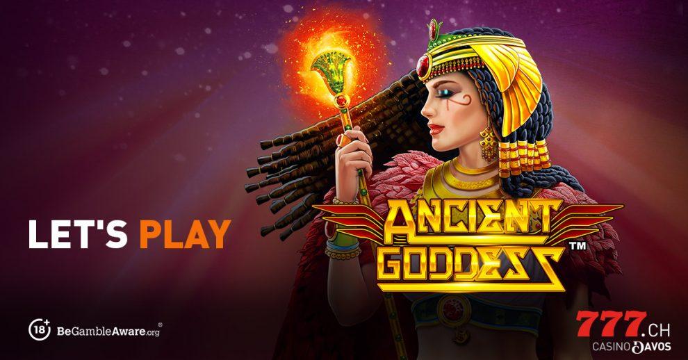Ancient Goddess, Slots