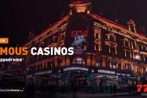 Casino in UK, Hippodrome