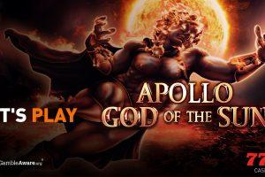Apollo God of the Sun, Slot, Slotgame, Casino777