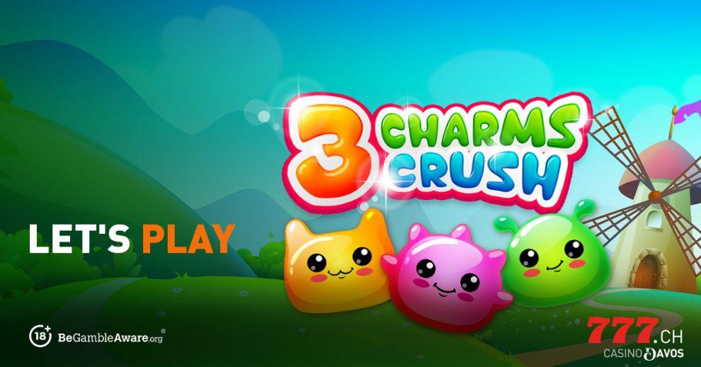 Casino777, Slot, 3 Charms Crush